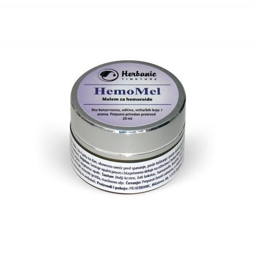 HemoMel - melem za spoljašnje hemoroide