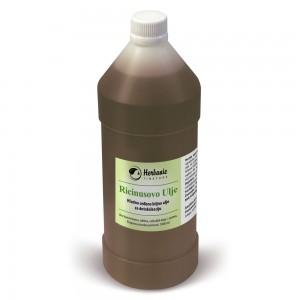 Ricinusovo ulje 1L (Hladno ceđeno)