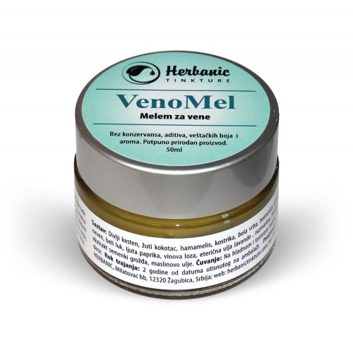 VenoMel - melem za proširene vene
