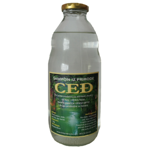 Šampon iz prirode – CEĐ